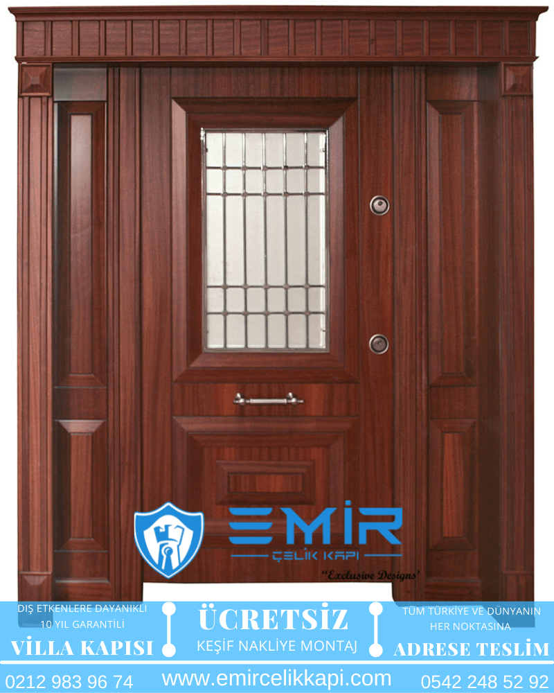 Villa Kapısı Modelleri İndirimli entrance door Villa Kapısı Fiyatları istanbul villa giriş kapısı villa kapısı fiyatları steel doors haustüren (27)
