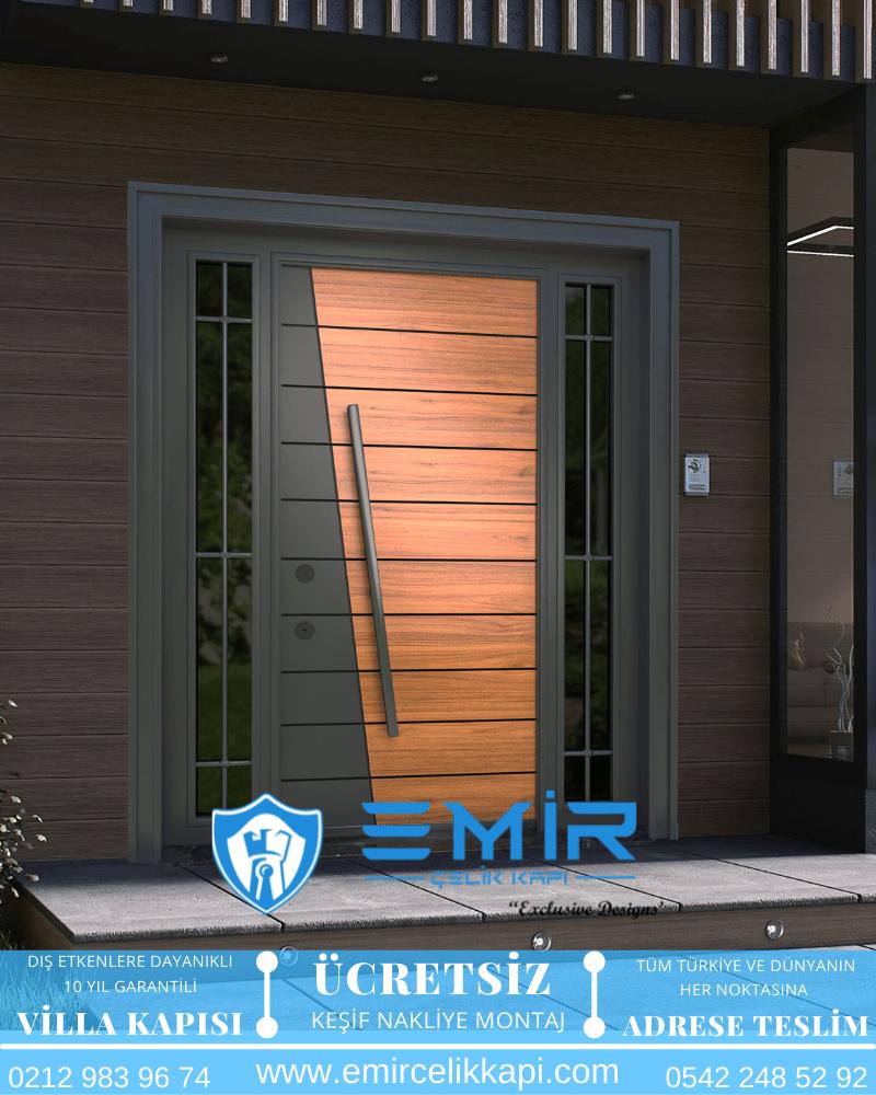Villa Kapısı Modelleri İndirimli entrance door Villa Kapısı Fiyatları istanbul villa giriş kapısı villa kapısı fiyatları steel doors haustüren (29)