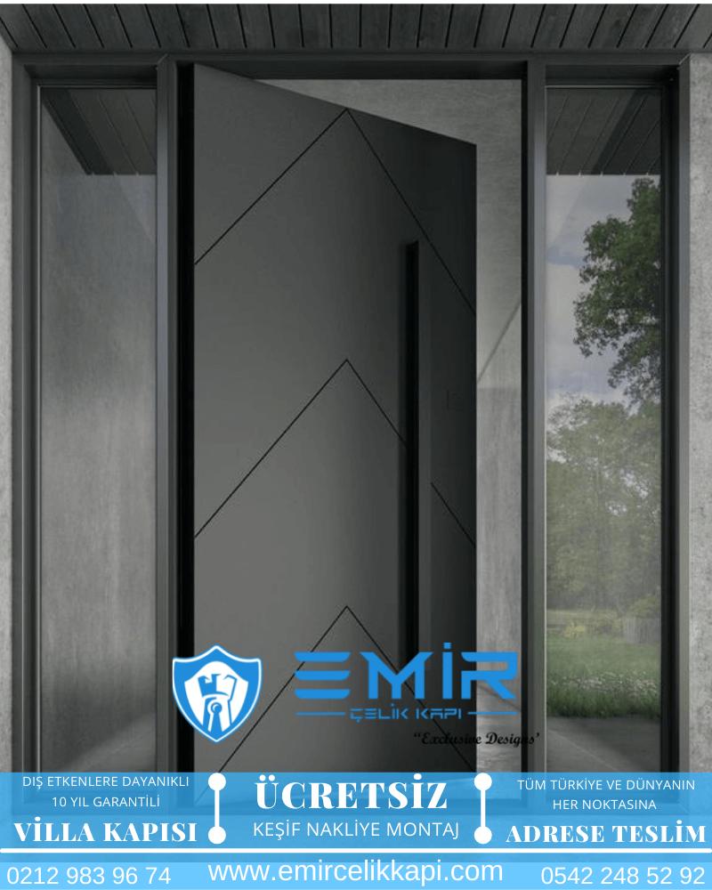 Villa Kapısı Modelleri İndirimli entrance door Villa Kapısı Fiyatları istanbul villa giriş kapısı villa kapısı fiyatları steel doors haustüren (46)