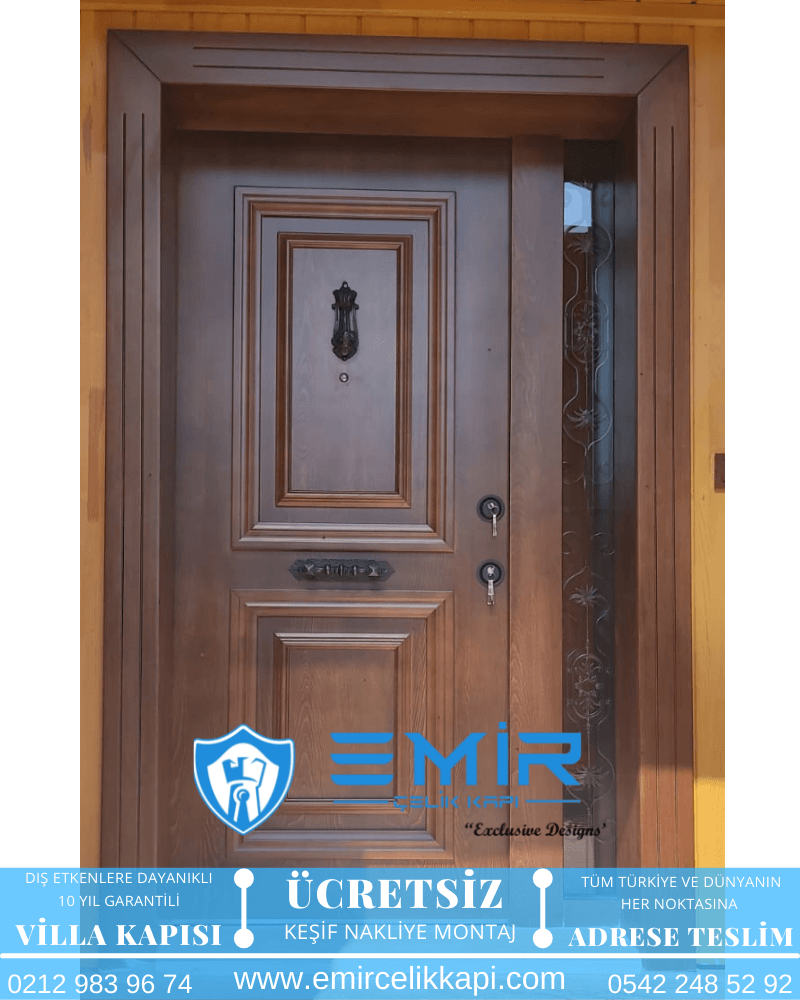 Villa Kapısı Modelleri İndirimli entrance door Villa Kapısı Fiyatları istanbul villa giriş kapısı villa kapısı fiyatları steel doors haustüren (5)