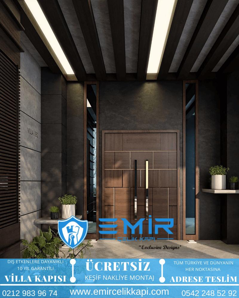 Villa Kapısı Modelleri İndirimli entrance door Villa Kapısı Fiyatları istanbul villa giriş kapısı villa kapısı fiyatları steel doors haustüren (57)