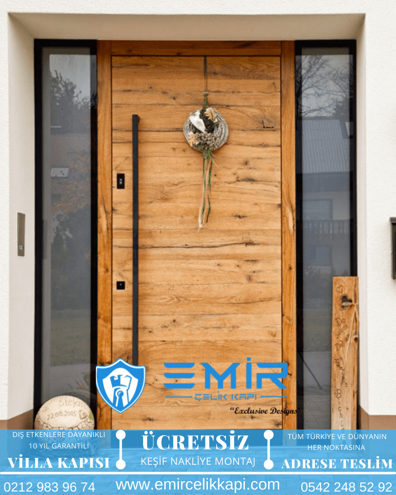 Villa Kapısı Modelleri İndirimli entrance door Villa Kapısı Fiyatları istanbul villa giriş kapısı villa kapısı fiyatları steel doors haustüren (70)