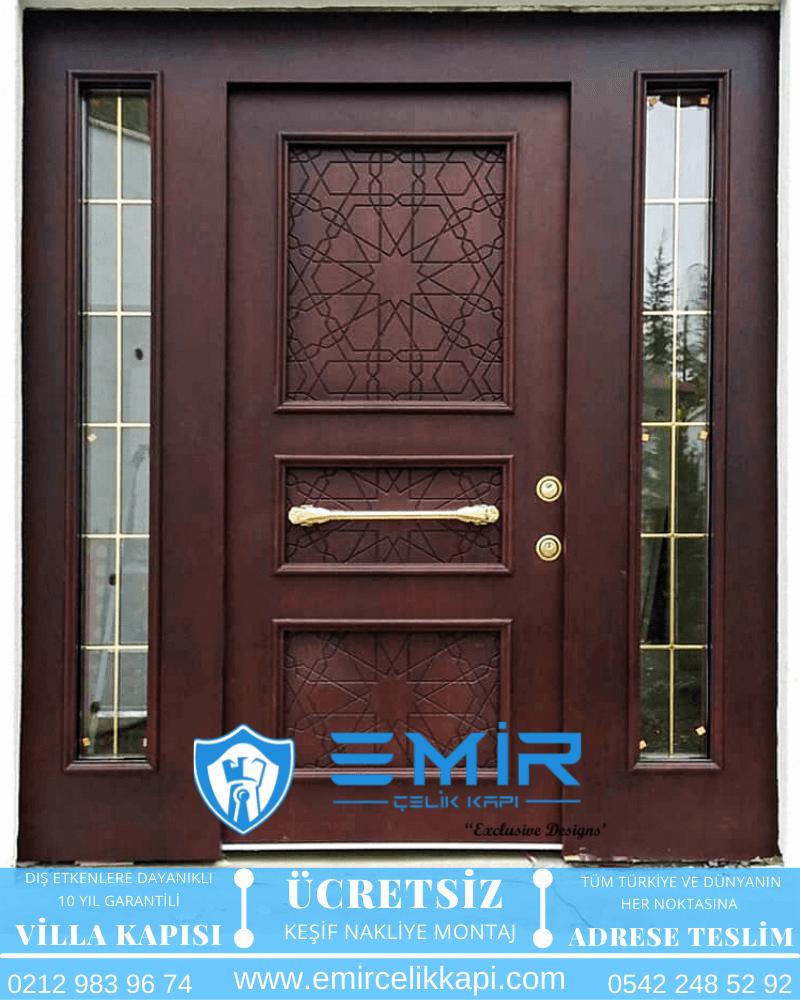 Villa Kapısı Modelleri İndirimli entrance door Villa Kapısı Fiyatları istanbul villa giriş kapısı villa kapısı fiyatları steel doors haustüren (87)